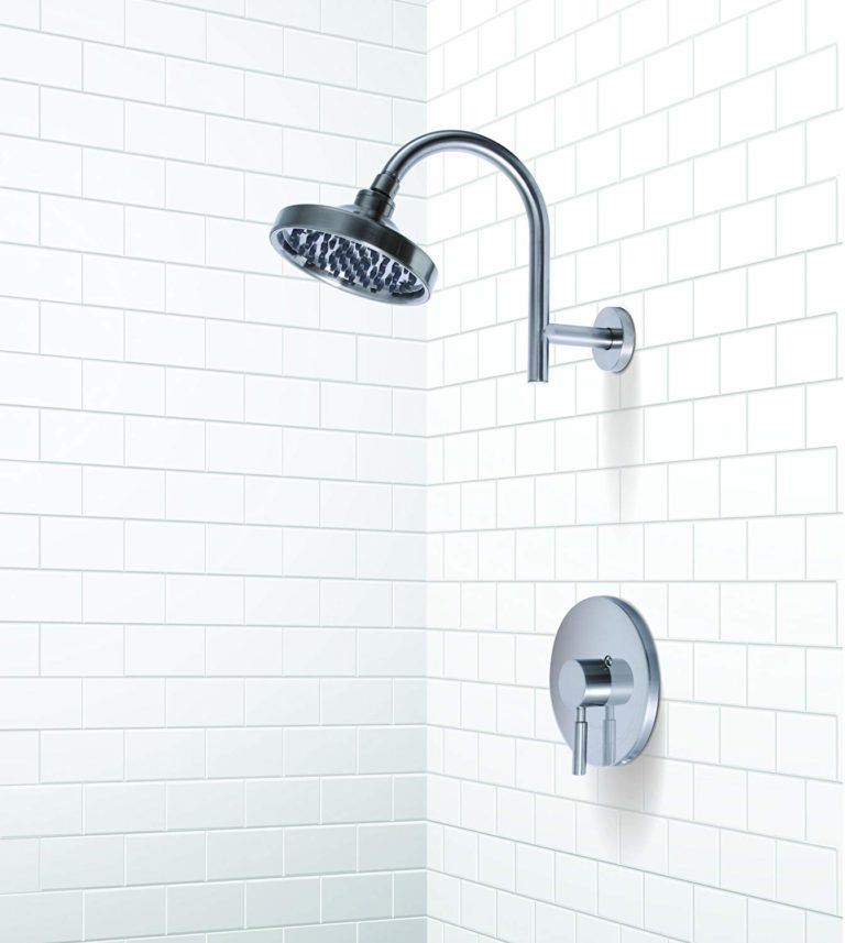 Replace bathroom tap wear and shower head