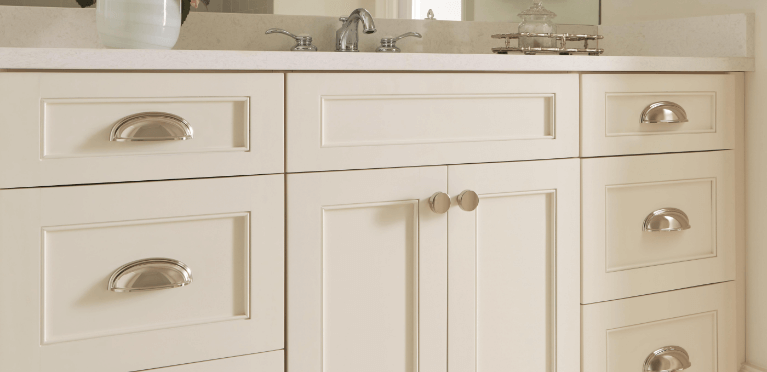 Replace kitchen cupboard and drawers handles